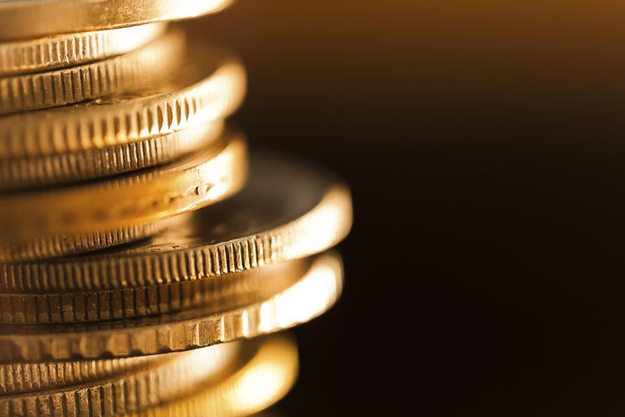 Symbolbild: Stapel Münzen