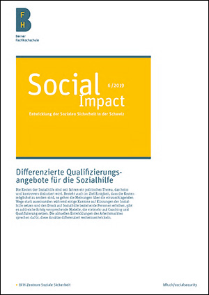 Frontseite Social Impact