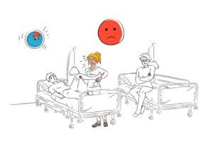 Wie kriegt das Gesundheitswesen die Arbeitsbelastung in den Griff?