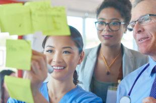 Arbeitsbelastung in den Gesundheitsberufen: Was können Führungskräfte tun?